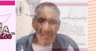 Rodolfo busca a su familia en Pachuca; lleva perdido desde 1962