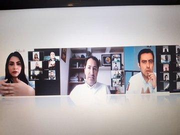 De manera virtual, capacita CDHEH a Guardia Nacional en Hidalgo