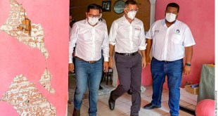 Suman 9 muertos sismo 7.5 Oaxaca Gobierno