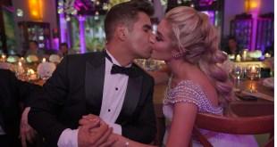 Arma Emir Pabón boda con 27 invitados y pruebas Covid incluidas