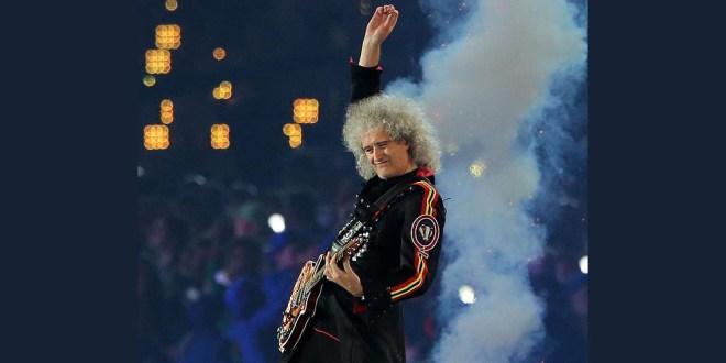 Brian May, el mejor guitarrista