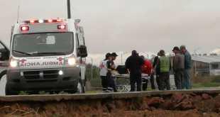 Atropellan a un ciclista en el Centro de Tizayuca; conductor se dio a la fuga