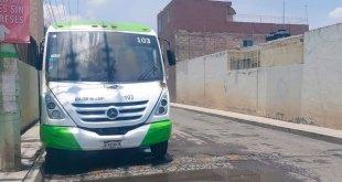 Se incendia alimentadora del Tuzobús en Real Toledo