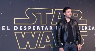Pinta Poe Dameron su raya con Star Wars