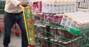 compras pánico cerveza Real Toledo