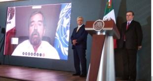 Presumen que lugar de México en Consejo de ONU no costó