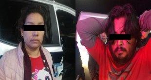 Detienen dos robar empresa Mineral de la Reforma