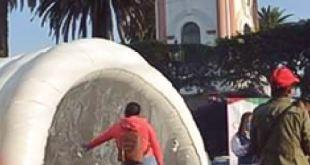domingo tianguis Cuautepec, suspendido