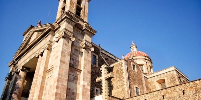 acciones abrir iglesias Tulancingo