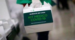 Salud té herbal kits Covid-19