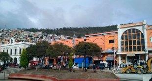 mercados Pachuca caso Covid-19