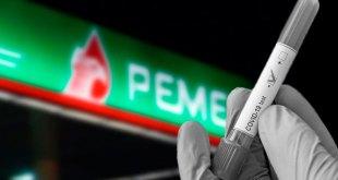 Pemex información empleados Covid-19