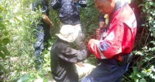 Localizan a una mujer de 81 años que llevaba 3 días perdida en Huasca