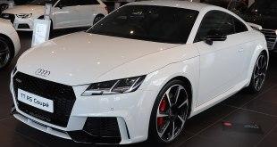 Detectan defecto de fábrica en los Audi TT