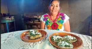 Cristina Martínez nanacatera cocinera tradicional Hidalgo