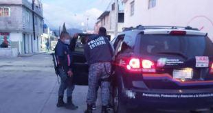 En Pachuca, rescatan a mujer por presunta violencia doméstica