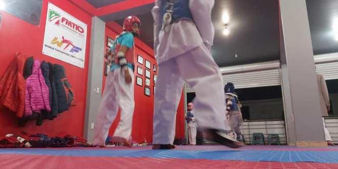 Invitan a curso de verano online de taekwondo