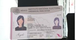 Podrán votar con credencial vencida 4.5 millones de personas