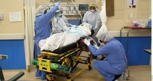 IMSS reporta que ocho de cada diez de los intubados mueren