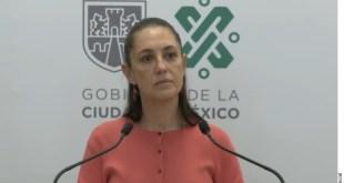Ciudad de México semáforo naranja próxima semana