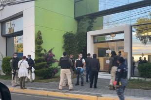 Aseguran inmueble de la Canaco Pachuca en San Javier