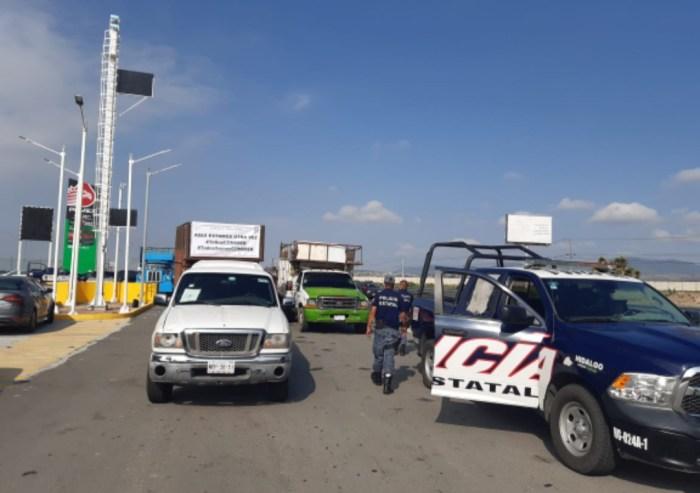 ¿Qué autos no circulan este lunes 11 de enero en Hidalgo?