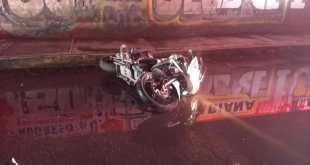 Muere motociclista en Progreso de Obregón tras accidente