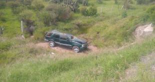 Fallece conductor accidente Huichapan