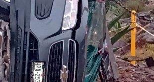 Mujer pierde vida accidente Pachuca-Tulancingo