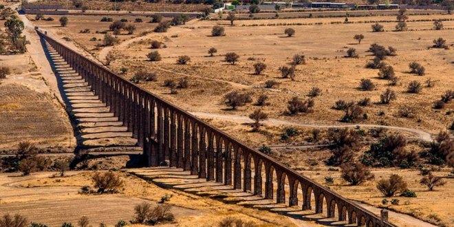 Acueducto Padre Tembleque 5 años patrimonio mundial