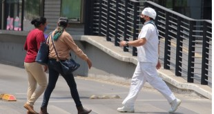 Reportan 103 agresiones a personal de salud en México