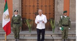 Ofrece AMLO apoyos a familiares de víctimas de Covid-19 en México