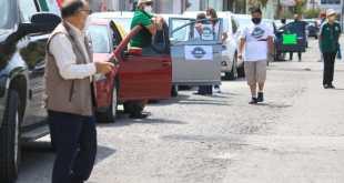 Pachuca quinta caravana renuncia AMLO