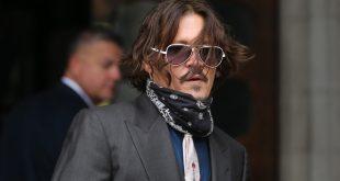 Niega Johnny Depp haber golpeado a su exesposa
