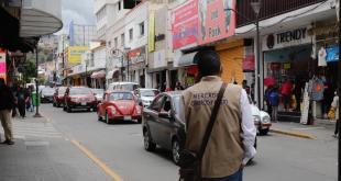 Invitan autoridades a cerrar negocios ante el semáforo rojo en Hidalgo