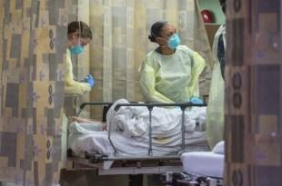 24 horas muertes 63 contagios Covid-19 Hidalgo