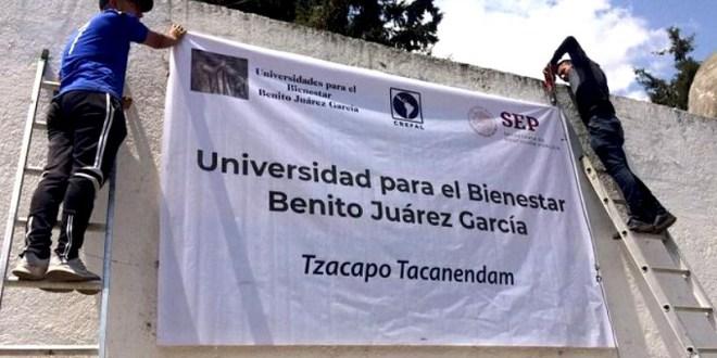 Carreras universidades Bienestar sin validez Coneval