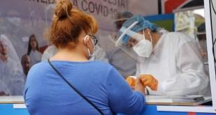 Amplían a 100 mil las pruebas rápidas deCovid-19 en Hidalgo