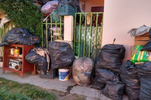 Quema de basura merma la salud de los habitantes en Infonavit Venta Prieta