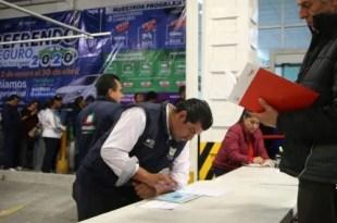 Recaudación porcontrol vehicularasciende a 284.7millones de pesos