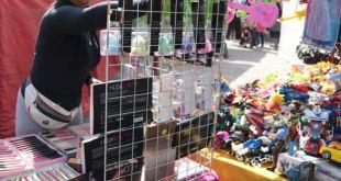Semifijos retoman sus labores en el centro de Pachuca