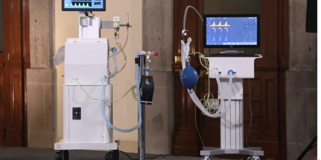 Lanza México sus respiradores; presumen bajo costo