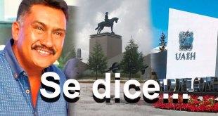 Se dice... que Alejandro Amador, tromba en Pachuca y UAEH