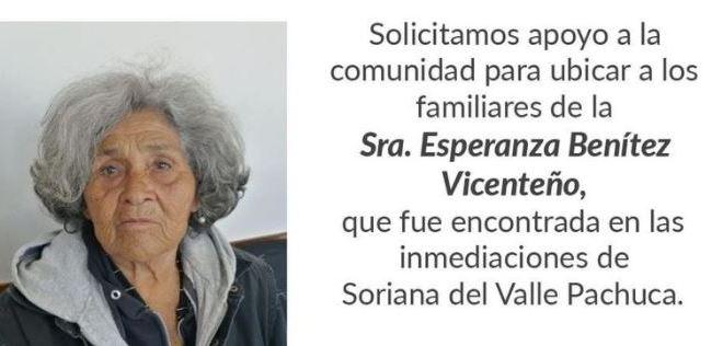Esperanza Benítez Vicenteño