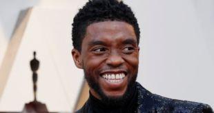 Muere Chadwick Boseman Black Panther