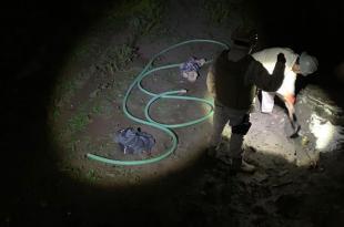 Localizan toma clandestina de hidrocarburo en San Agustín Tlaxiaca