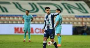 Arre, plebes: Pachuca venció a Mazatlán, con gol del Pocho