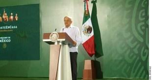 INE debe decidir elecciones en Hidalgo y Coahuila: AMLO