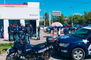 Arrestan venezolano robo Pachuca