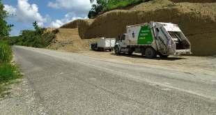 Huejutla suspende servicio de recolección de basura